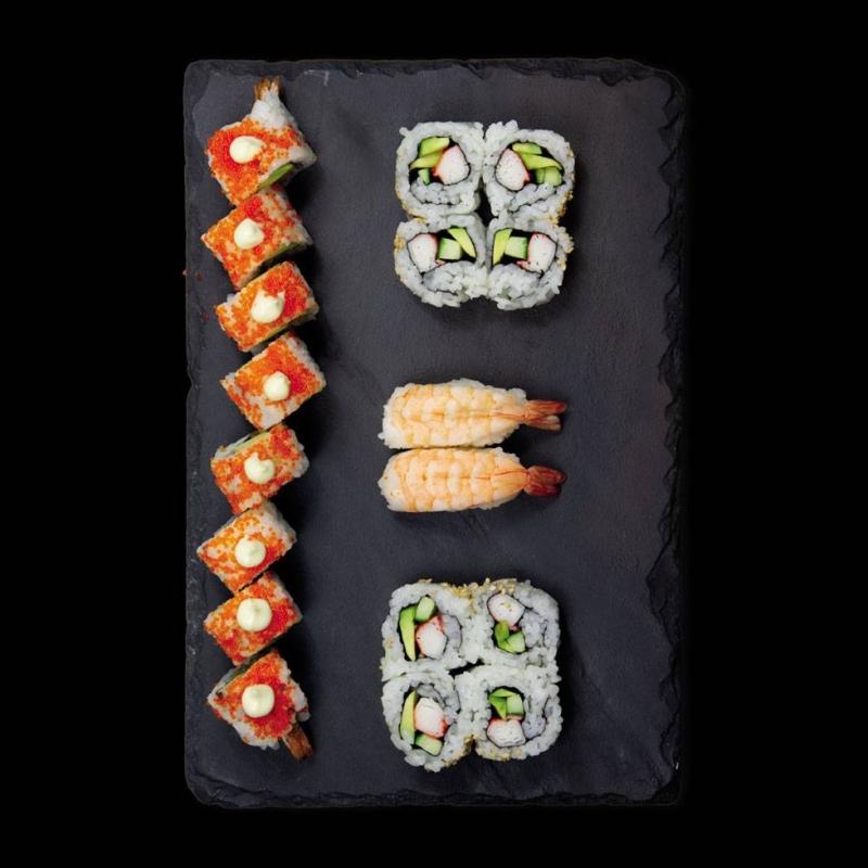 Formules et plateaux - Tokio Sushi - Restaurant Martigues